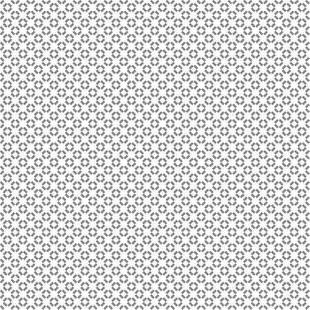 Geometrische vloertegel of patroon Stock Illustratie