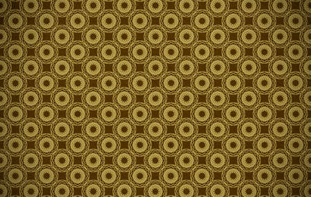decorated: Decorated background or wallpaper Stock Photo