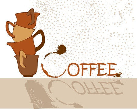 coffee break Stock Vector - 18085308