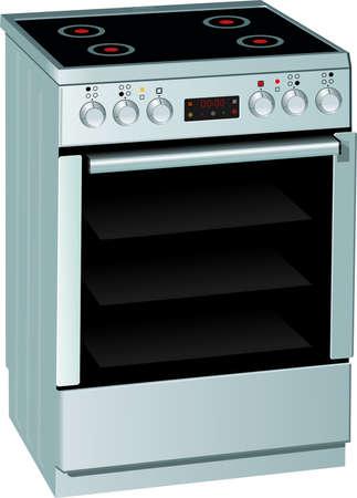 estufa: estufa eléctrica