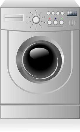 washing machine Vectores