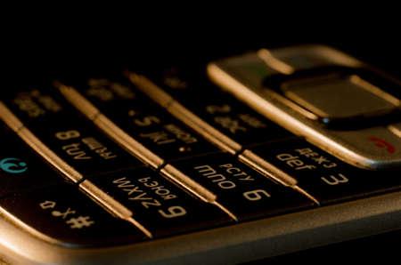 cordless phone keypad Stock Photo - 19665618