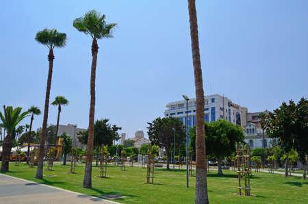 limassol: Limassol Promenade Alley