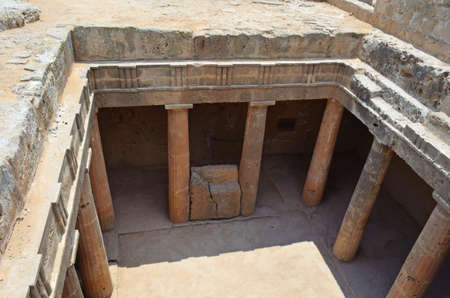 Tombs of the Kings  Paphos