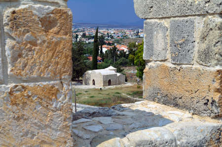 Kolossi Castle,strategic important fort of Medieval Cyprus
