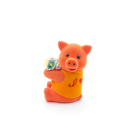 piglet toy photo