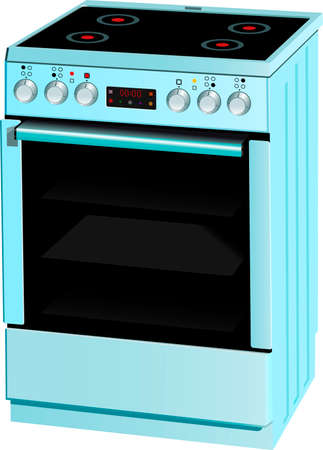 broiling: Electric stove