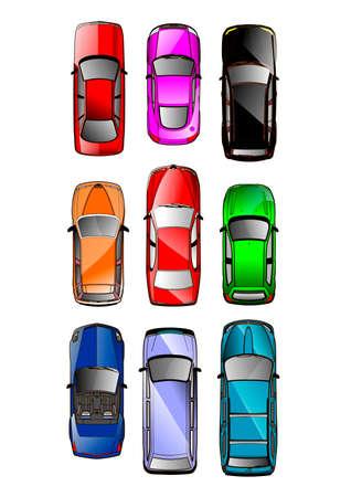 cabrio: Cars vector