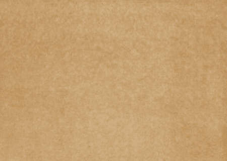 Brown craft paper cardboard texture. Vector Çizim