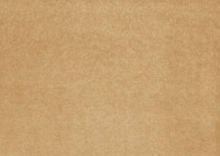 Bruin ambachtelijke papier karton textuur. Vector