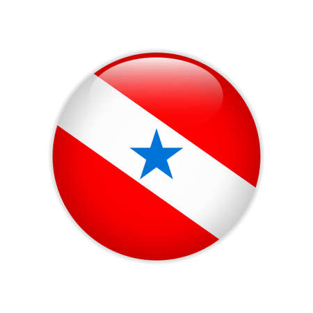 Flag Bandeira do Para on button