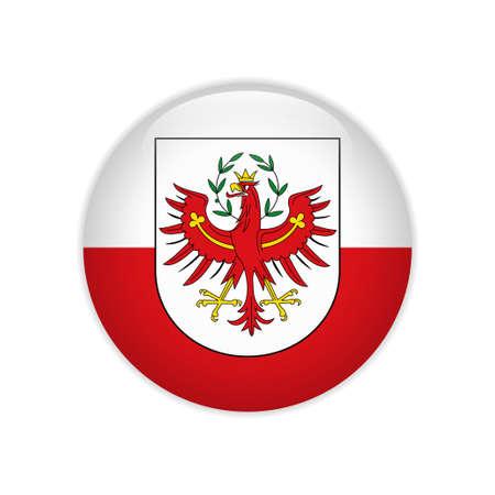Flag of Tirol state button