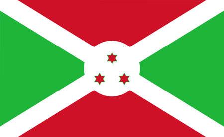 flag Cabo Verde. Vector illustration eps 10
