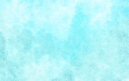 Watercolor blue pastel background.  backdrop with aquarelle effect. Vector illustration