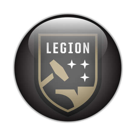 Birmingham Legion FC USA football club Vector illustration 矢量图像