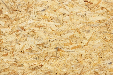 wood shavings: Background  Natural wooden pressed shavings  Stock Photo