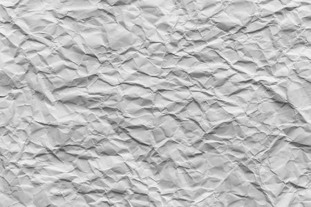 Wrinkled paper texture background Standard-Bild