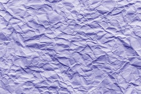 Texture of purple wrinkled paper Standard-Bild