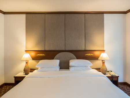 bedspread: An elegance bedroom