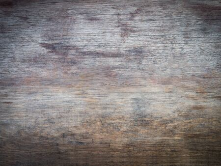 table surface: Old wooden table surface