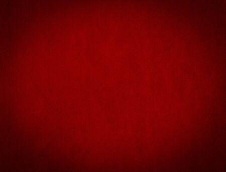porous: Red leather with porous texture for background and copy space (vignetting effect)
