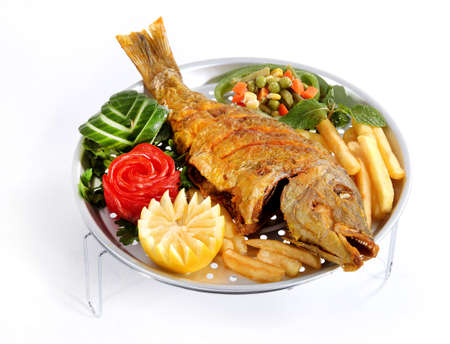 sea food: a photo shoot of sea food Stock Photo