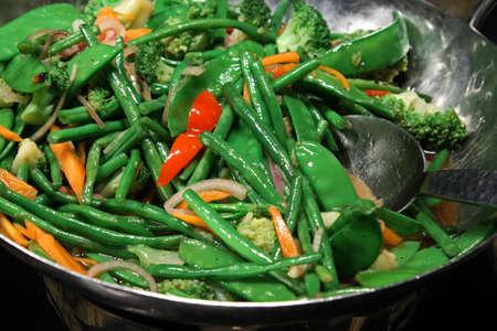 chinese menu: Chinese food Stock Photo