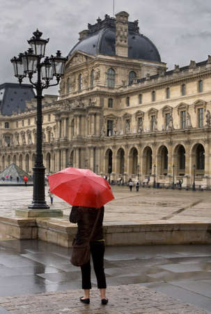 rainy day: Rainy day in Paris