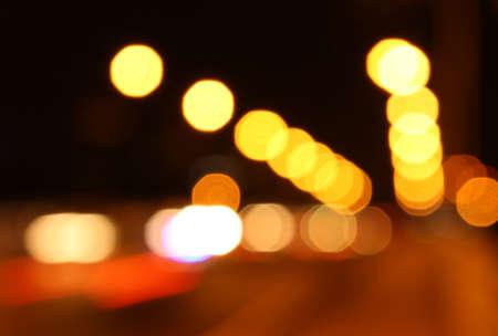 vague: Street Lights Blur