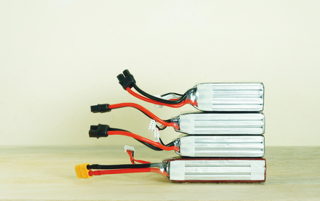 New lithium polymer (lipo) batteries for RC toys