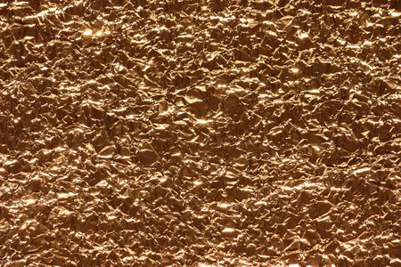Abstract metallic background of brown color