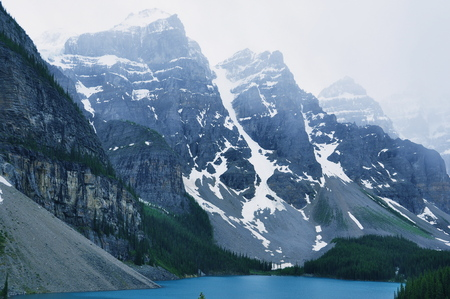 Moraine Lake,Lake Louise,Banff National Park, Alberta,Canada, photo
