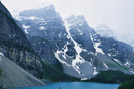 Moraine Lake,Lake Louise,Banff National Park, Alberta,Canada, photo