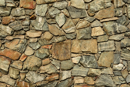 rock wall: Rock wall pattern and design.