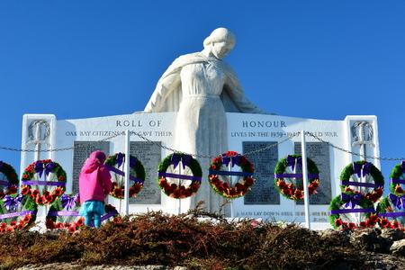 victoria bc: Remembrance day services,Victoria BC,Canada November 11th 2014