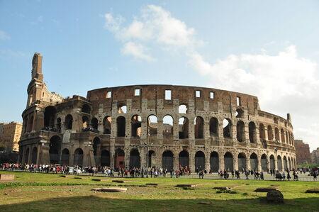 rome italie: Colis�e romain, Rome Italie.