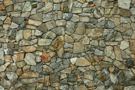 rockwall: Rock wall puzzle Stock Photo