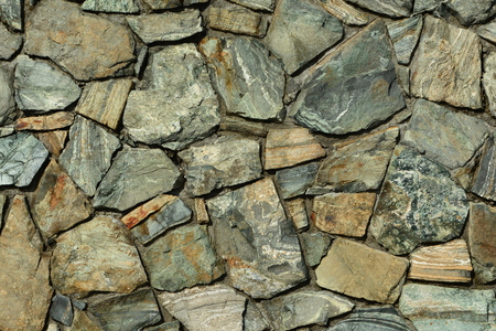 Rock wall puzzle Imagens