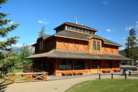 Banff Wildlife museum, Banff National park.