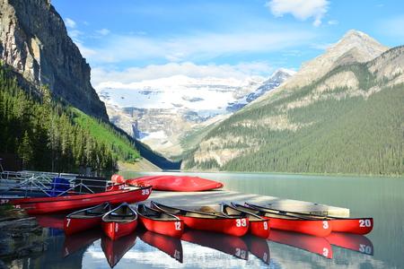 louise: Lake Louise Alberta,Banff National park.