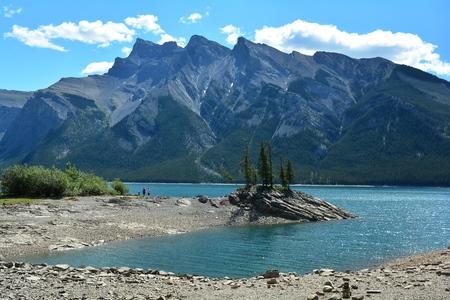 Lake Minnewanka,Banff National Park