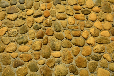 rockwall: Rock wall design.Rock wall shapes and sizes of rock.