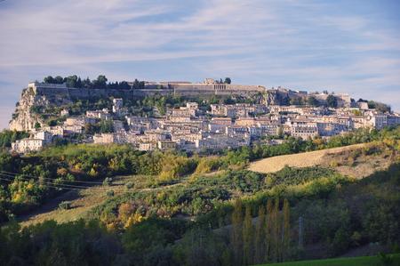 abruzzo: Civitella del Tronto,Abruzzo Italy
