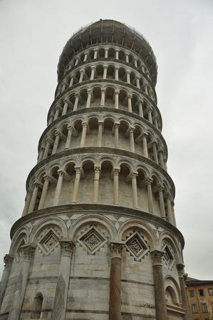 leaning tower of pisa: Leaning Tower of Pisa,Tuscany Italy