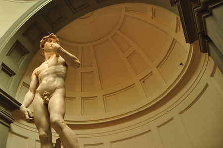 priceless: Michelangelos David,Accademia,Florence Italy