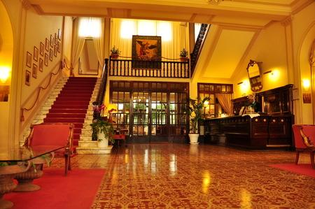 viareggio: Hotel lobby in Viareggio Italy