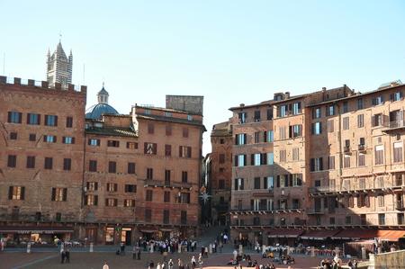 il: Il Campo Siena Italy.