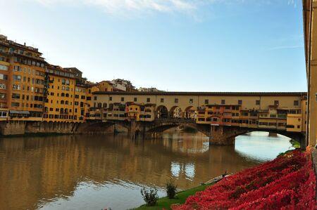 ponte: Ponte Vecchio Florence Italy