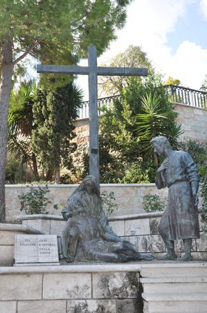 thirteen: Station Thirteen of the Stations of the Cross