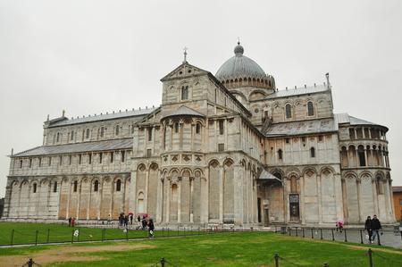 pisa: Pisa Italy and its Duomo Editorial
